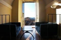 Curia-balcony