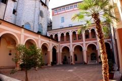 Curia-courtyard