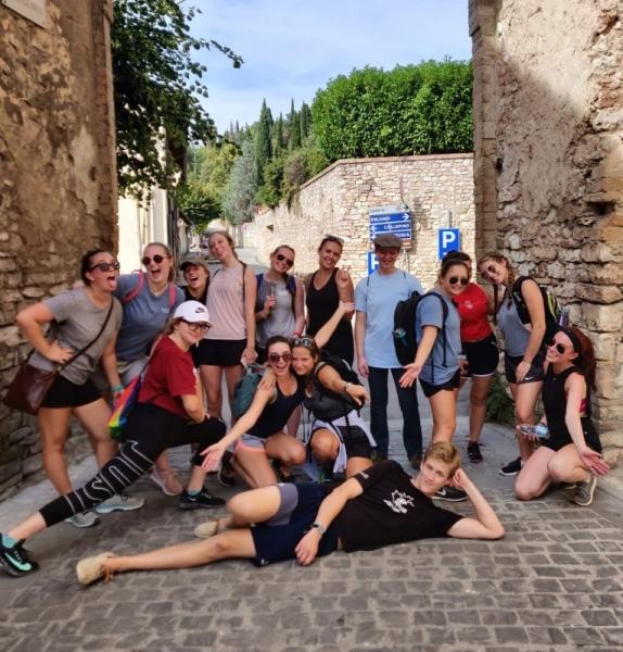 Hiking-Assisi-Spello