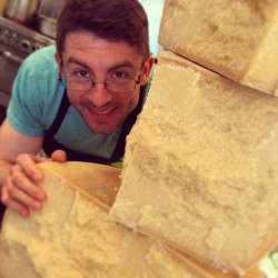 """Brad Jones, whose titles have included """"cheesemonger."""""""