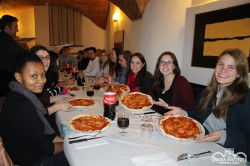 Pizza night 1