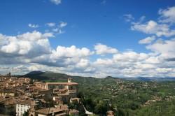 Perugia in the Spring