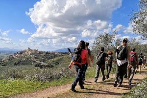 Umbra Outdoors: Hiking Day Assisi-Spello